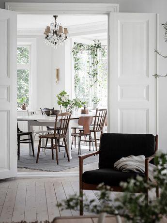Bostadsrätt, Sprängkullsgatan 13 - Haga, Göteborg - Entrance Fastighetsmäkleri