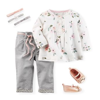 fb90520a822 Itty bitty style in one easy set.  lovecarters  littlecollections   fleeceandlove