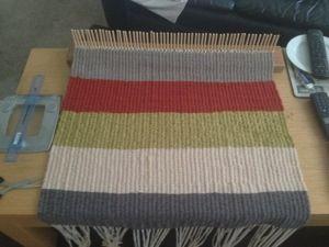 Peg Loom Rug