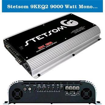 Taramps DSP18001HV 1 ohm Class D DSP 1800 V Car Audio Ampli