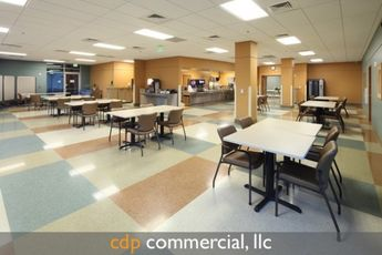 Healthsouth Mesa   Cafe | Image by CDP Commercial, LLC |  Gilbert, AZ