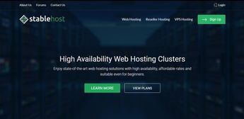 Unlimited Web Hosting | StableHost.Offering Shared, Enterprise, Reseller and VPS Hosting plans starting at only $4.95/month.Reserve your domain today.