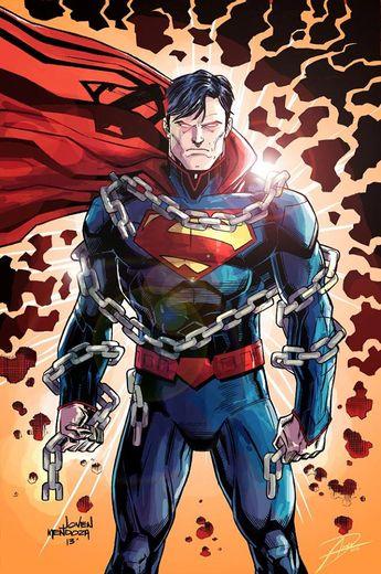 Superman Unchained by wardogs101.deviantart.com on @DeviantArt