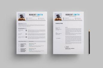Minimalist Creative CV Design 002808 - Template Catalog