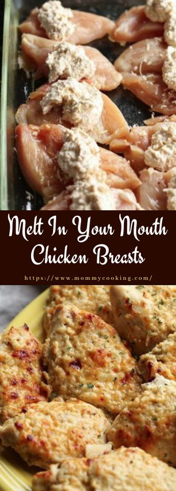 Melt In Your Mouth Chicken Breasts #dinner #chickenrecipe