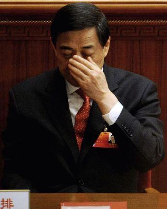 Bo Xilai définitivement exclu du comité central du PC chinois