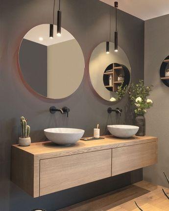 ▪️ Bathroom Design 😍 #picoftheday #toilette... - #bathroom #Design #lumineux #picoftheday #Toilette