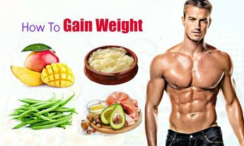 18 Right Ways To Gain Weight Fast & Safely For Skinny Guys!