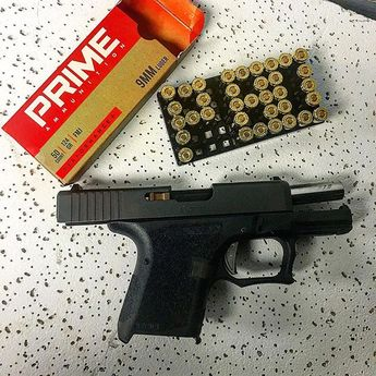 The #PF940SC is compatible with Gen3 Glock 26/27 components