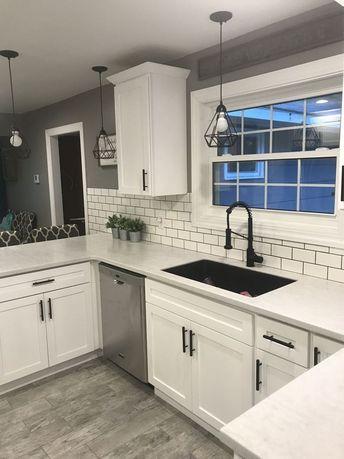 44 Fabulous Farmhouse Kitchen Cabinets Ideas