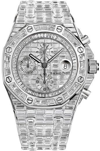 Audemars Piguet Royal Oak Offshore Chronograph Watch 26473BC.ZZ.8043BC.01