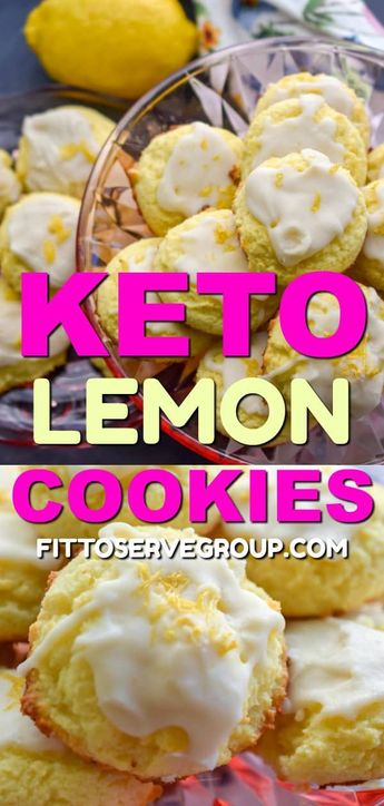These keto lemon cookies are zesty lemony keto goodness. If you are a fan of all things lemon these low carb lemon cookies are sure to please. It's a cakey cookie made with coconut flour so they are not only keto-friendly but nut-free too #ketolemoncookies #lowcarblemoncookies #ketonutfreelemoncookies #ketotangylemoncookies #lowcarbnutfreelemoncookies #ketocookies #lowcarbcookies