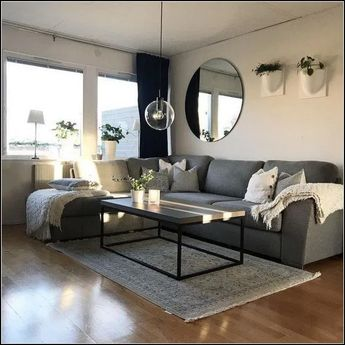 140+ best small living room ideas with scandinavian style 10