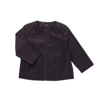 3719b534a Polished Ramie Stretch Jacket