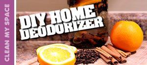 DIY Home Deodorizer