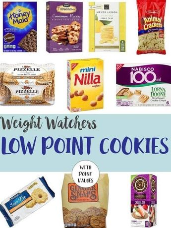 One of the great things about the Weight Watchers program is that no food is off limits. That includes cookies! You can succeed on the program if you track everything and you keep within your