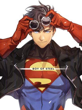 Bishounen Superboy