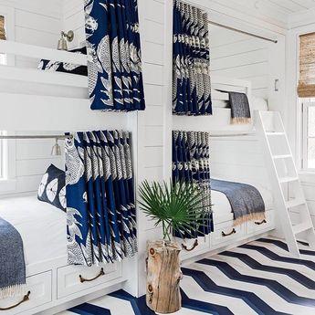 blue bunks