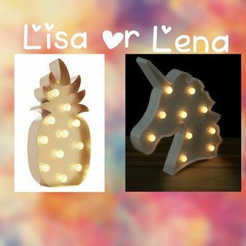 Lisa or Lena? Theme: Led / Lights @Anjalie❤