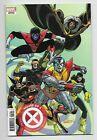 HOUSE OF X #1 Marvel Comics 2019 Dave Cockrum 1:100 Variant Cover X-men Cyclops #comics