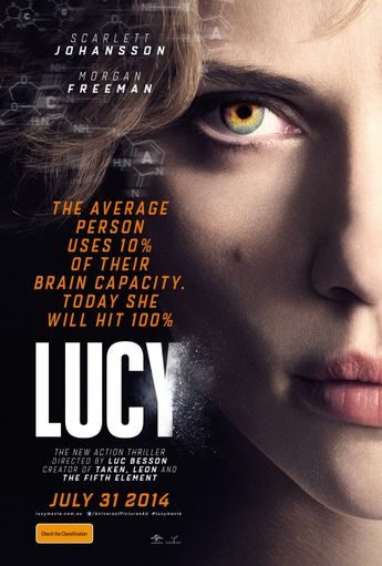 Click to View Extra Large Poster Image for Lucy
