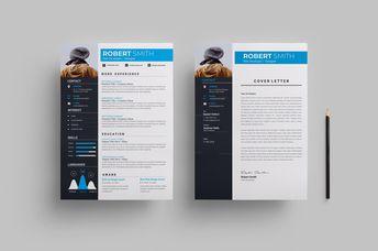 Easy Modern Resume Design 002744 - Template Catalog