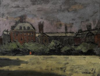 Walter Sickert - The Royal Hospital, Chelsea