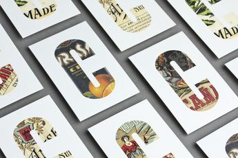 Can Cisa grocer's shop (Identity, Print, Lettering) by Lo Siento Studio, Barcelona