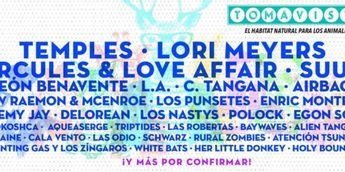 El Festival Tomavistas sigue presentando novedades