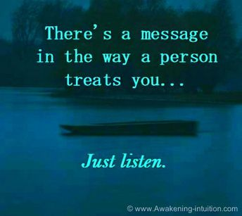 #Listening #Quotes & #Spiritual #Inspirational #Affirmations from Awakening-Intuition.com - Click above Link to view an Extensive Collection of #Positive #Life #Motivational #Sayings