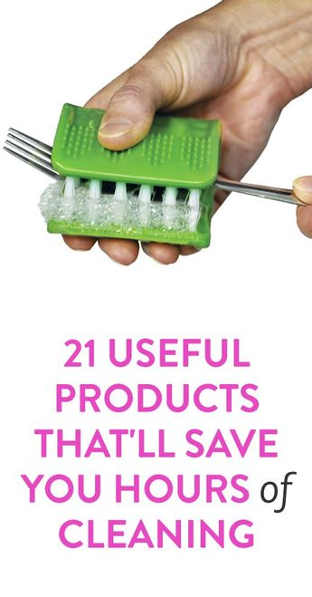 21 Useful Products That Will Save You Hours Of Cleaning