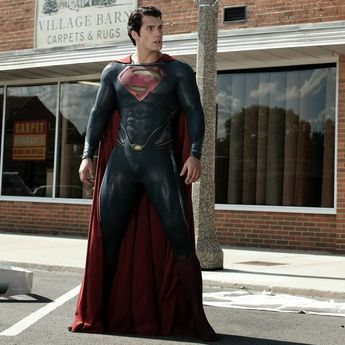 "Counting down to ""Man of Steel"" anniversary."