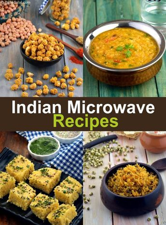 300 Microwave Recipes, Indian Microwave Oven Vegetarian Recipes
