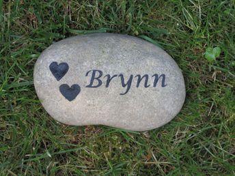 pet memorials pet memorial stones personalized memorial