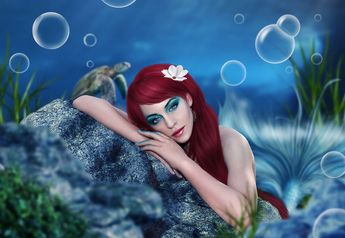 Beauty of the ocean depth by theancientsoul.deviantart.com on @deviantART