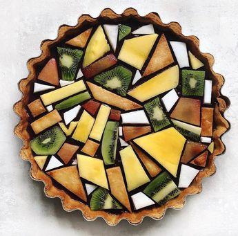 Geometric Pie/Torta