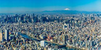 Auf diesem Bild ist Tokio zu sehen. Wenn es dir gefällt, lade es von fdjw wallpaper herunter.