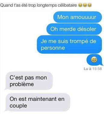 SMS d'amour et Messages drôles