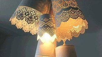 Flower pots lamp bundle