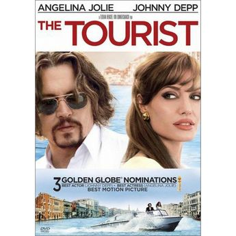 The Tourist (dvd_video)