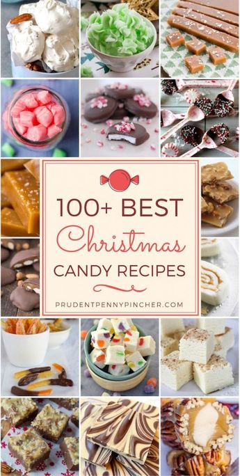 100 Best Christmas Candy Recipes