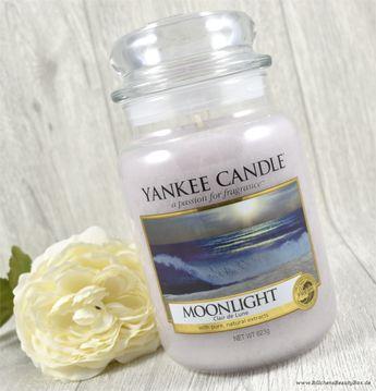 [Living] Yankee Candle - Peony & Moonlight
