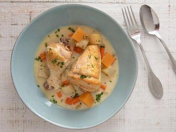 Old-Fashioned Chicken Stew