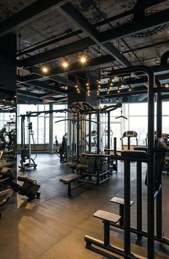 16 Ideas Fitness Interior Gym Lighting For 2019