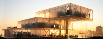 Gallery of OMA wins competition for the Beaux Arts Museum in Quebec expansion - 3