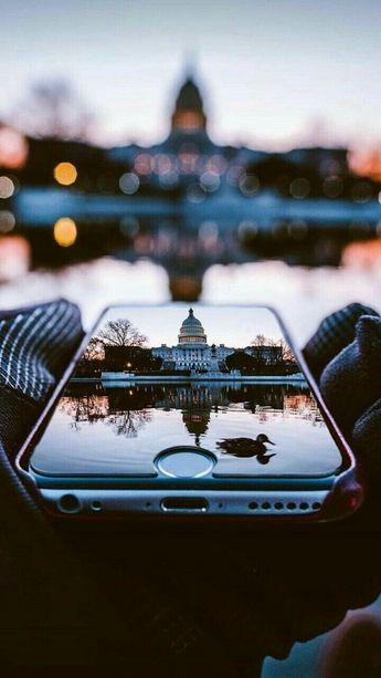 """""""Même la réflexion sur l'iphone a de meilleurs graphismes que l'androinds"""""""