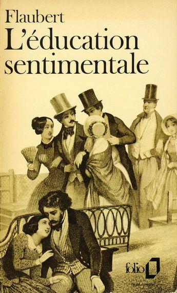 Collection Folio 147 - Gustave Flaubert - L'éducation sen…  Flickr  l education sentimentale - Education #Collection #147 #Education
