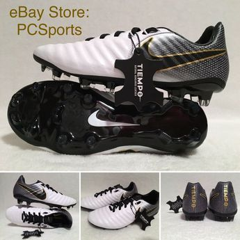 28e5b270b Details about Youth Nike Tiempo Legend VII Elite FG AH7258-100 Soccer Cleats  Size 5.5