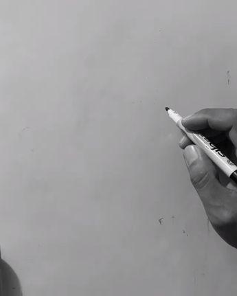#sketching #marker #artprocess #drawingtutorial