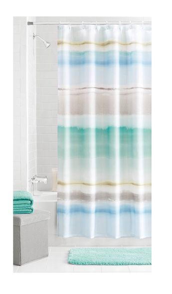 Colors Of The Beach Shower Curtain